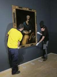 El Museo de Escultura se transforma en reducto de melancolía con un diálogo entre 62 obras de Rubens, Murillo o El Greco
