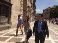 Mercedes Alaya toma posesión ante el TSJA de su cargo como magistrada de la Audiencia de Sevilla