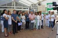 Vecinos, alcaldes de la Sierra Sur y sanitarios se unen contra el