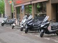 DGT y Policía Local emprenden una campaña especial de control de motocicletas este fin de semana