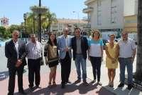 Turismo.- El PSOE incide en relanzar la actividad turística de Torremolinos e impulsar el área metropolitana