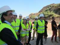 Pastor confirma que las obras de la A-8 en Cantabria concluirán