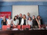 Lucía Fraga, primera decana del Colegio Profesional de Periodistas de Asturias