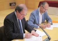 C's facilitará con su abstención la investidura de Herrera tras la firma de un acuerdo de gobernabilidad de 31 puntos