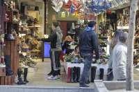 Cantabria quinta en incremento de ventas y segunda de empleo en el comercio minorista