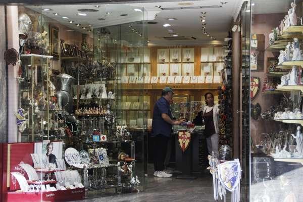 El comercio minorista aumenta sus ventas un 1,1% en mayo en Castilla-La Mancha