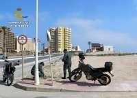 Guardia Civil imputa a una persona por la roturación de una parcela malogrando vegetales silvestres protegidos