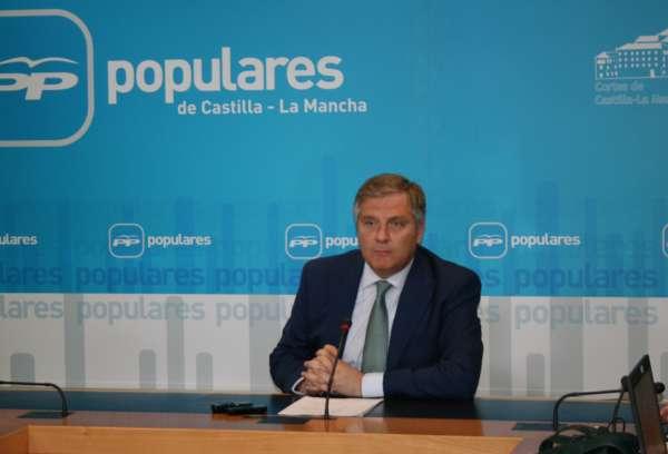 PP C-LM critica que García-Page avale ante notario