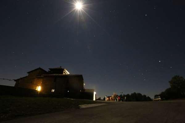 'Mudéjar bajo las estrellas' propone disfrutar de la noche de Teruel contemplando el cielo