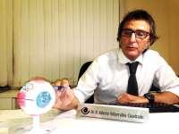 El Hospital La Arruzafa participa en un estudio nacional que investiga el origen del queratocono