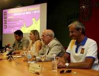 Alcalá la Real acoge el inicio de la XXVI edición de los cursos de verano de la UNED