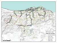 La DGT controlará con radares la velocidad en 30 tramos de carreteras de Cantabria