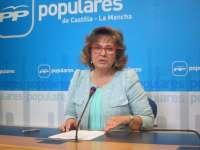 PP dice que los datos indican que el compromiso de Cospedal de crear 100.000 trabajos privados