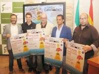 Cultura.- MásJaén.- Los cantautores Chico Ocaña y Andrés Suárez encabezan el cartel de 'Un Mar de Canciones'