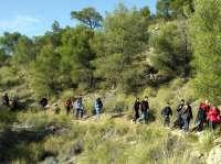 Medio Ambiente organiza este viernes una ruta guiada nocturna en Sierra Espuña y El Valle