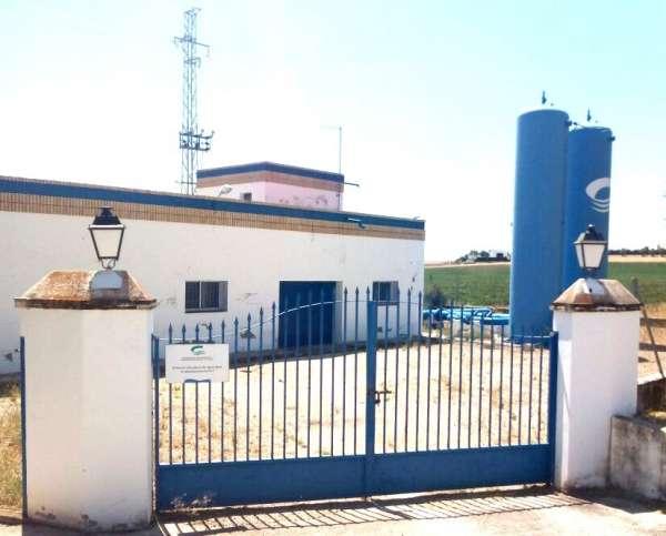 El Consorcio de Aguas Plan Écija inicia las obras de mejora energética de la estación de bombeo de Osuna