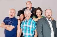 Cultura.- 'Taxi', la divertida comedia de Josema Yuste, llega este viernes al Gran Teatro