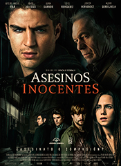 Asesinos inocentes - Cartel