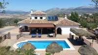 Las casas rurales andaluzas alcanzan el 25% de ocupación en el mes de julio, según Escapadarural.com