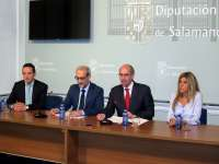Diputación de Salamanca destinará 80.000 euros para el desarrollo de proyectos de modernización del campo