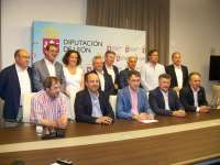 El presidente de la Diputación de León presenta un equipo de Gobierno