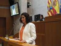 Gaspar (C's) pregunta a Lambán si subirá los impuestos y emplaza a despolitizar las comarcas