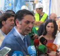 Turismo.- La Junta trabaja con los promotores para que la Torre Pelli tenga