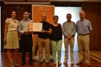 EmprendeRioja otorga el diploma al emprendedor del mes al proyecto 'Servicios Integrales de Riegos'