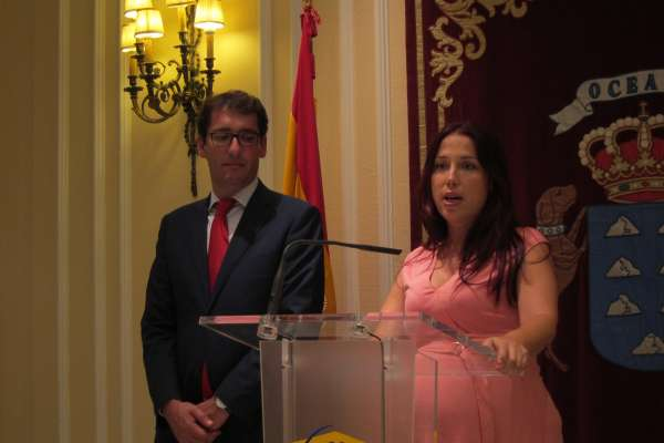 Patricia Hernández ve un