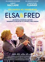 Elsa y Fred (2014) - Cartel