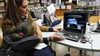 Irisbond, ganador de los Ability Awards de Telefónica, ayuda a comunicarse a aragoneses con discapacidad