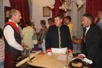 Fonz mostrará este domingo su Palacio de Valdeolivos con visitas teatralizadas