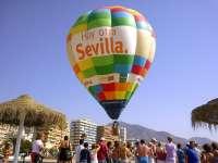 Turismo.- Prodetur pone en marcha la campaña 'Hay otra Sevilla. Descúbrela' en las playas andaluzas