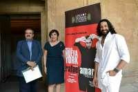 Cultura.- La versión de Rafael Amargo de 'Poeta en Nueva York' llega este lunes al Teatro del Generalife