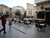 Finaliza el aviso amarillo por precipitaciones intensas en Euskadi