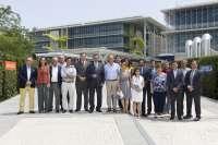 Espadas anima a la Universidad Loyola Andalucía a colaborar en su proyecto metropolitano para Sevilla