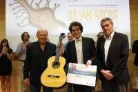 Cultura.- Andrea De Vitis gana el XIV Certamen Internacional de Guitarra Clásica 'Julián Arcas'