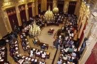 El Parlament elige este martes el Consejo de Dirección de IB3 y el candidato para magistrado del TC