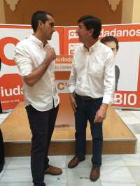 Rafael Luis Corrales, Carlos Hermoso y Francisco Javier Gutiérrez encabezan la lista de C's para el Congreso