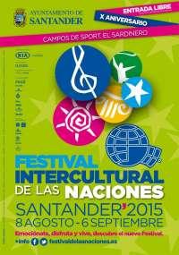 Dos conciertos solidarios de Revolver y Antonio Carmona, en la programación del X Festival Intercultural