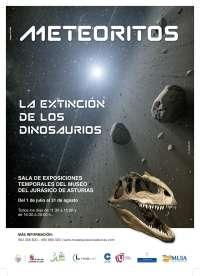 El MUJA acoge la conferencia 'Meteoritos, fragmentos de otros mundos'