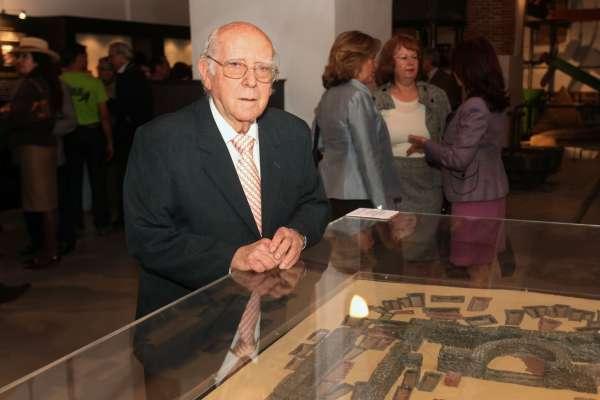 El Ayuntamiento de Marbella inicia los trámites para nombrar Hijo Adoptivo al arqueólogo Carlos Posac