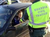 La Guardia Civil hará más de 3.500 controles de alcohol y droga la próxima semana en las carreteras de Extremadura
