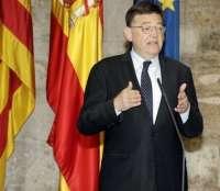 Puig pide a Rajoy que acelere la reforma de la financiación y que haga