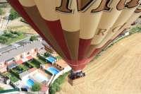 Los globos aerostáticos sobrevolarán la comarca de Haro del 26 al 30 de agosto en la regata 'Crianza de Rioja'