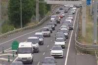 El 061 atendió a 92 personas por accidentes de tráfico en Galicia el fin de semana