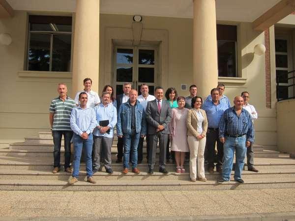 Escobar destaca la colaboración del Gobierno riojano para garantizar la calidad de los servicios sociales