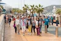 El sector turístico alcanza su nivel más alto de empleo en la Región de Murcia