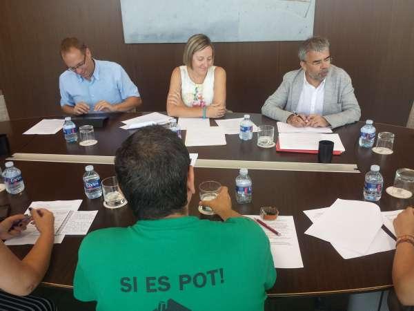 El Consell empieza a redactar la Ley de Función Social de Vivienda y creará una mesa de prevención de desahucios