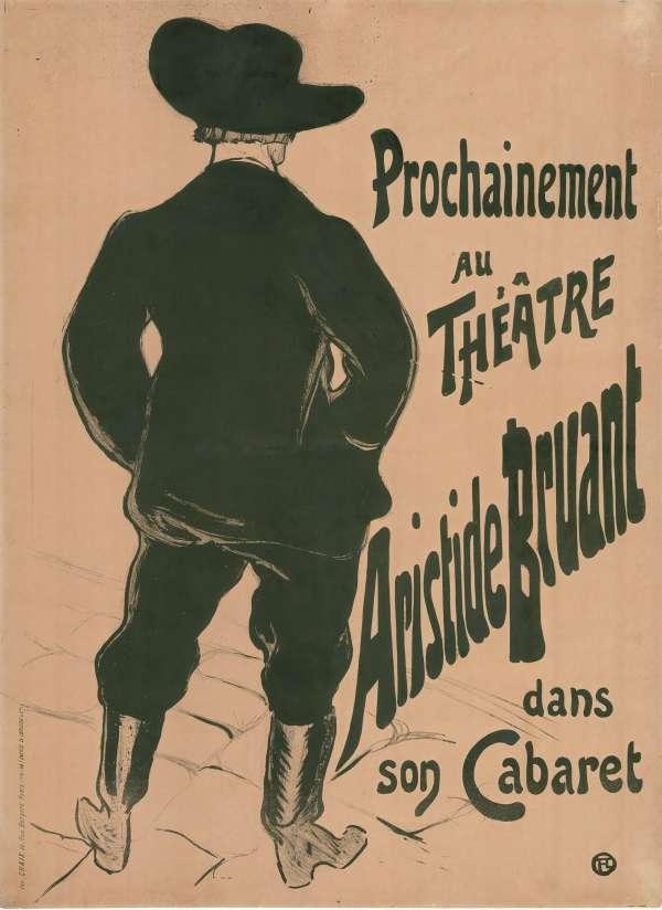 Cultura.- El Museo Thyssen acerca el arte del cartelismo de la mano de Toulouse-Lautrec o Koons
